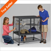 ferret nation single cage